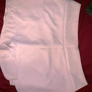 Light Pink Skirt/Shorts!